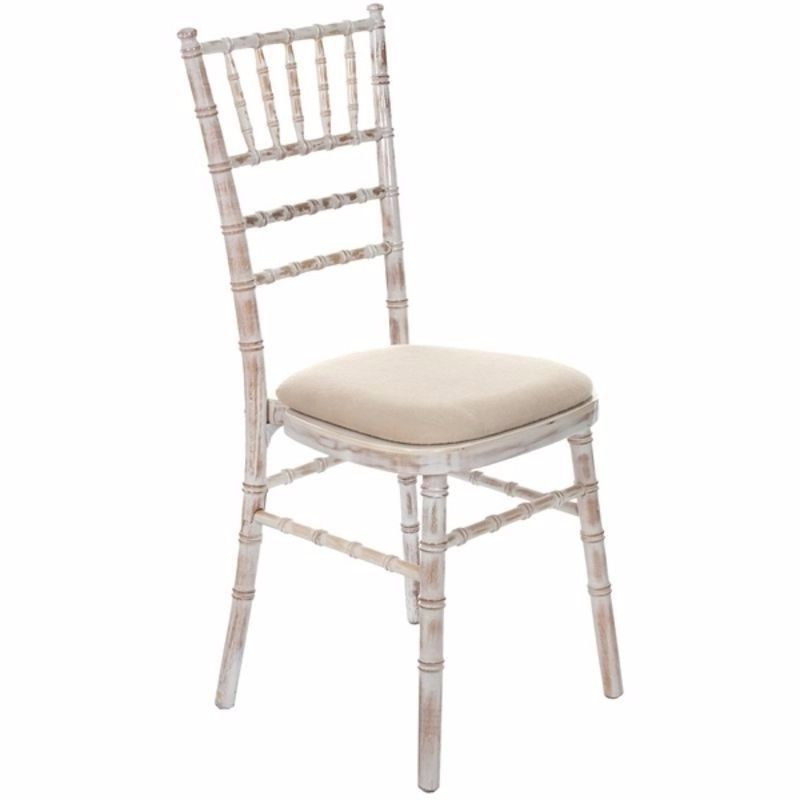 lime wash Chiavari chair hire London