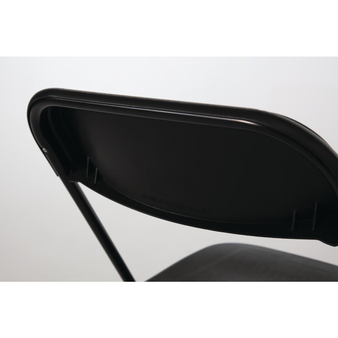 rent black folding chair hire Kent